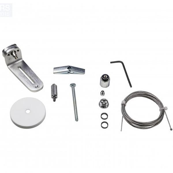 AI Prime Hanging Wire Kit support par câble acier pour rampe LEDs Prime
