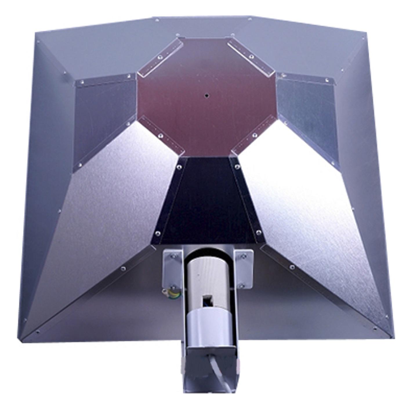 BUBBLE MAGUS Réflecteur HQI grand angle 39 cm avec douille E40