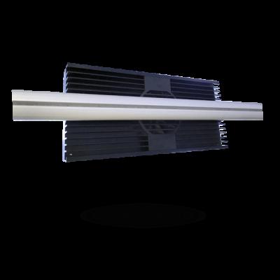 D-D Single Rail Set 120 cm support pour rampes AI Hydra 52, Hydra 26, Sol, Vega, Hydra