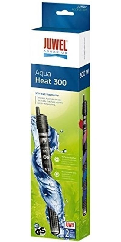 JUWEL Aqua Heat 300W chauffage avec thermostat automatique intégré pour aquarium de 250 à 450L