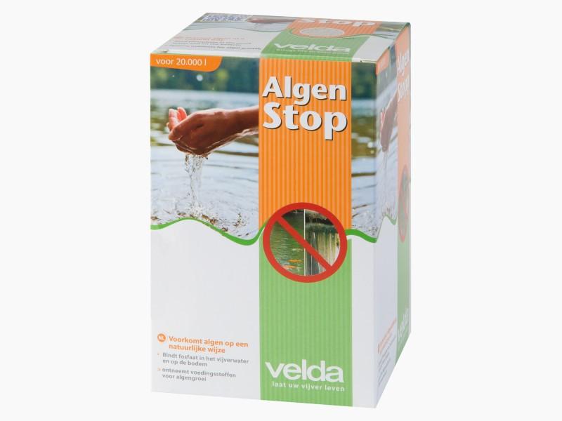VELDA Phos Stop 1000 gr anti-algues filamenteuses, mucilagineuses et contre l\'eau verte pour bassin jusqu\'à 20000 L