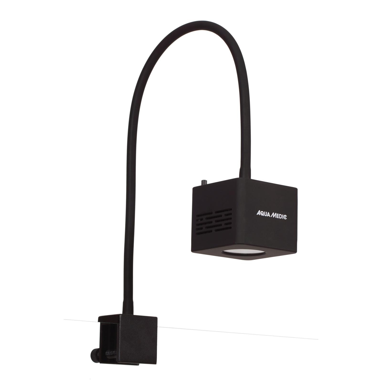 AQUA MEDIC Qube 50 Plant lampe LEDs puissante 50W pour aquarium d\'eau douce