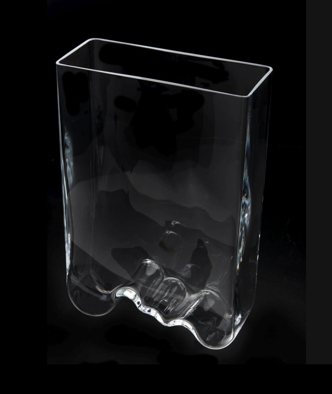 AQUAEL AquaDecoris Vague 20 x 8 x 30 cm 4L nano-aquarium pour crevettes, Betta et petits poissons
