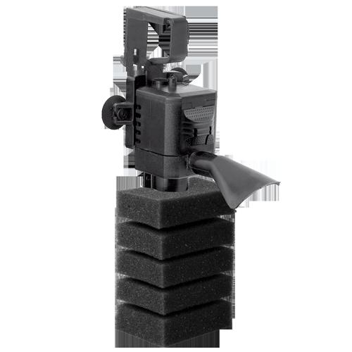 AQUAEL PAT Mini 400 L/h petit filtre interne puissant pour aquarium jusqu\'à 120L