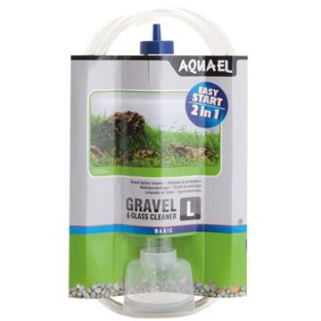 AQUAEL Gravel L 26 cm cloche à vase pour nano-aquarium
