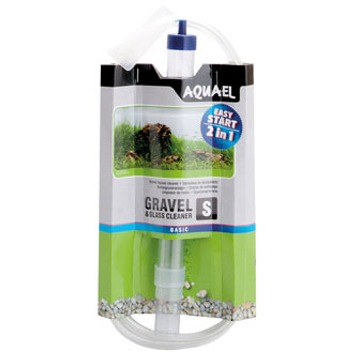 AQUAEL Gravel L 33 cm cloche à vase pour aquarium