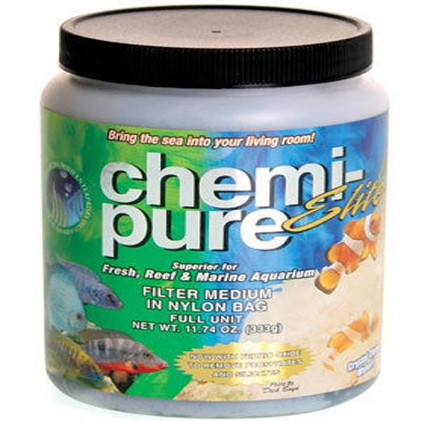 BOYD Chemi Pure Elite Grande 1304 gr masse filtrante anti PO4, NO3 stabilise le pH et apporte de nombreux autres avantages en eau douce et eau de mer