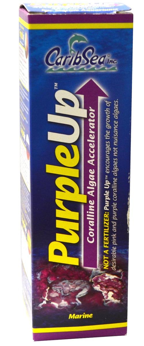 CARIBSEA PurpleUP 237 ml accélère la pousse de la coralline en aquarium d\'eau de mer