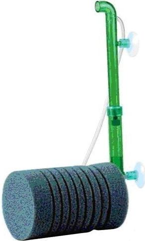 TROPICAL Delfin Single filtre à éponge avec mousse pour aquarium jusqu\'à 150L