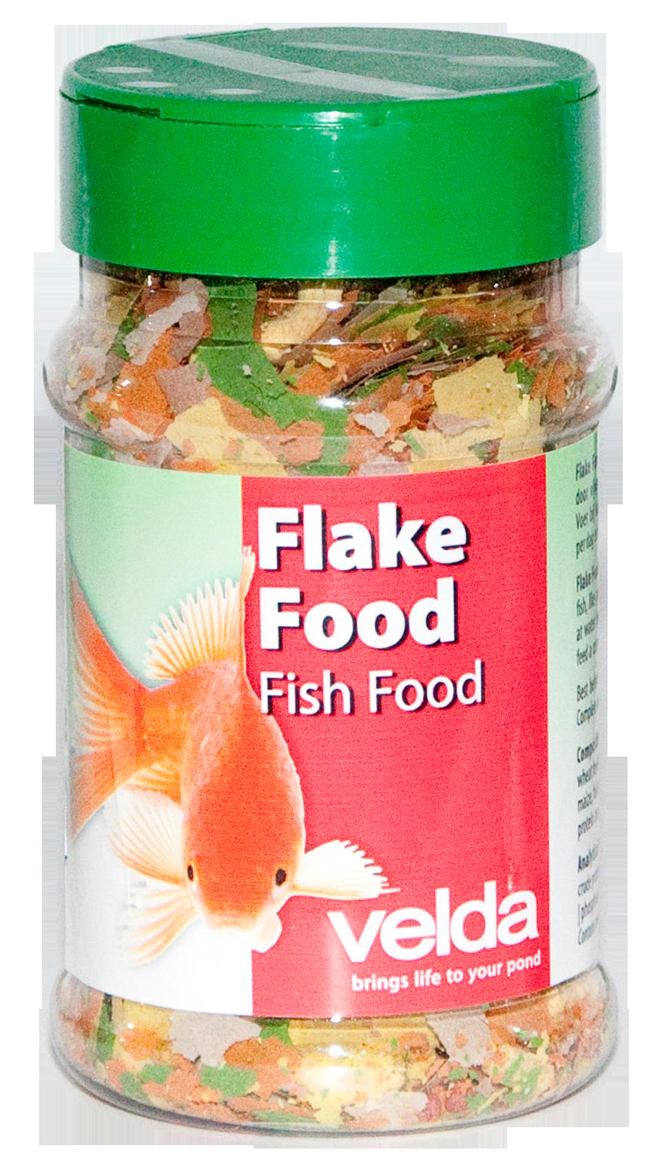 VELDA Flake Food 330 ml nourriture en flocons très digeste pour petits poissons de bassin et jeunes carpes Koi