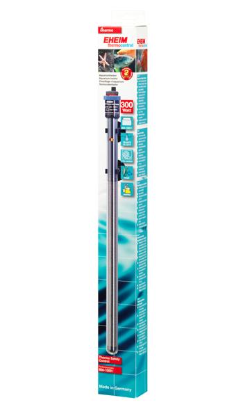 EHEIM JÄGER 300W chauffage pour aquarium d\'eau douce et d\'eau de mer entre 600 et 1000L