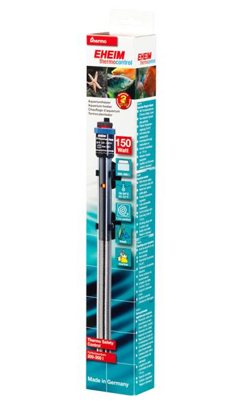 chauffage-eheim-jaeger-thermocontrol-150w pour-aquarium-de-200-a-300-L