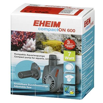 EHEIM compactON 600 pompe universelle débit 250 à 600 L/h pour aquarium