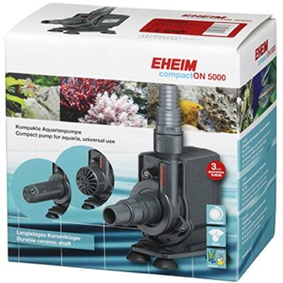 EHEIM compactON 5000 pompe universelle débit 5000 L/h pour aquarium