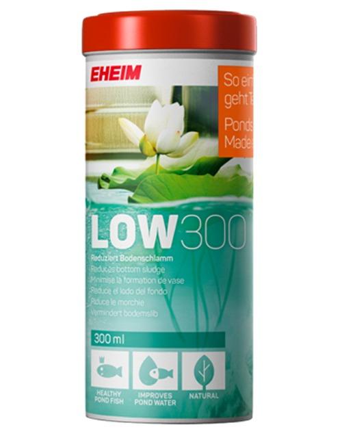 EHEIM Low300 300 ml dissout rapidement la vase dans les bassins jusqu\'à 10000 L