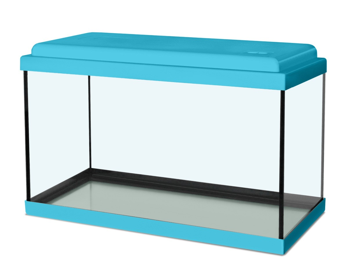 ZOLUX Nanolife Kidz 40 Bleu Lagon nano-aquarium 18L longueur 40 cm