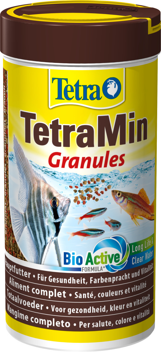 TETRA-TetraMin-Granules-250-ml-aliment-complet-en-granules-pour-poissons-tropicaux-d-aquarium