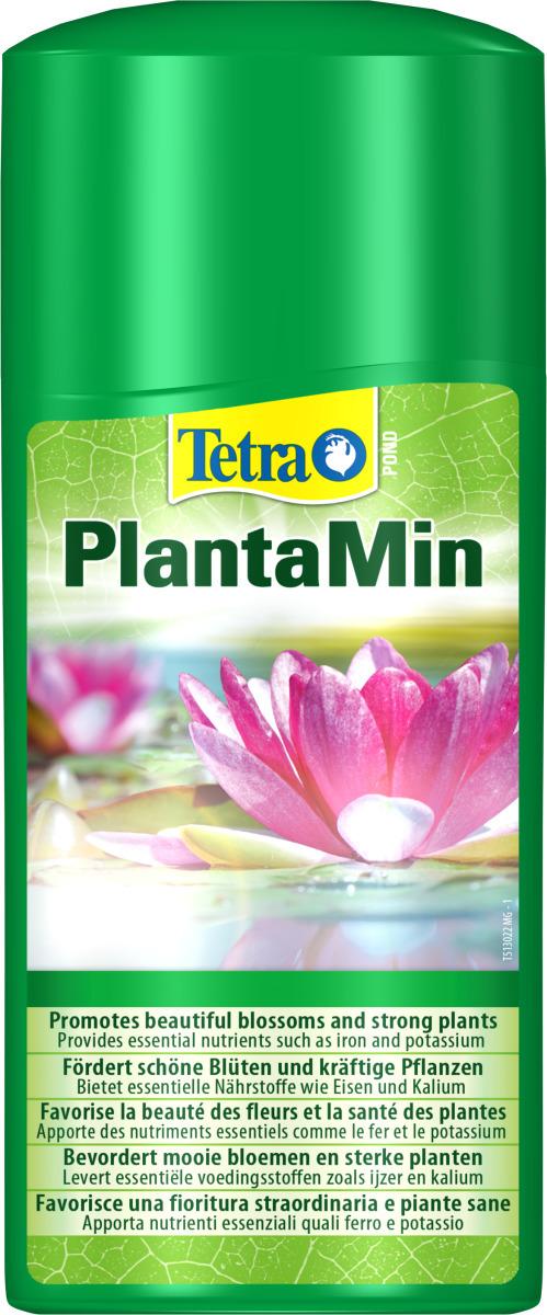 TETRA Pond PlantaMin 500 ml engrais foliaire complet pour toutes les plantes de bassin.