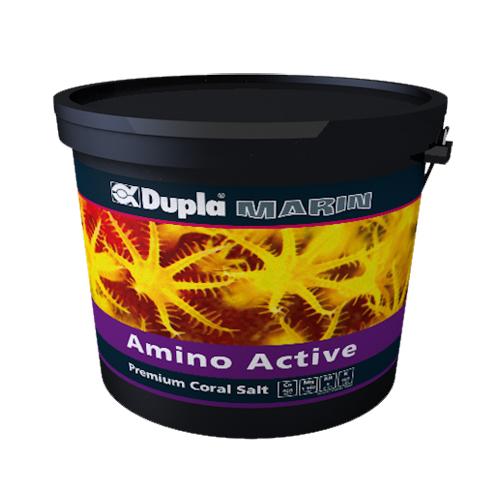 DUPLA Premium Coral Salt Amino Active 8 Kg seau de sel haute qualité avec acides aminés pour aquarium récifal