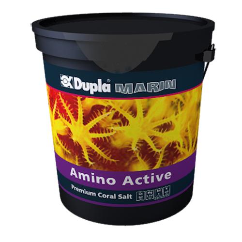 DUPLA Premium Coral Salt Amino Active 20 Kg seau de sel haute qualité avec acides aminés pour aquarium récifal