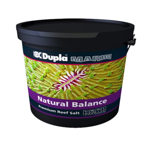 DUPLA Premium Reef Salt Natural Balance 8 Kg seau de sel synthétique pour aquarium récifal