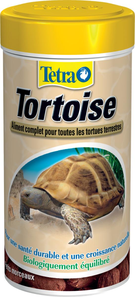 TETRA Tortoise 250 ml nourriture complète pour Tortues de terre