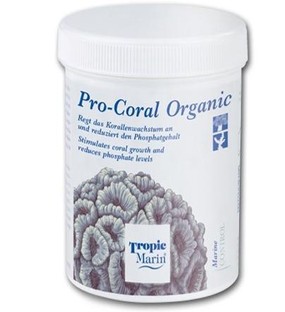 TROPIC MARIN Pro Coral Organic 1500 gr stimule la croissance des coraux et lutte contre les phosphates