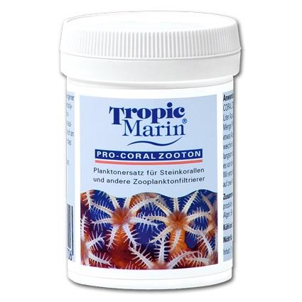 TROPIC MARIN Pro-Coral Zooton 100 ml nourriture à base de zooplancton pour coraux