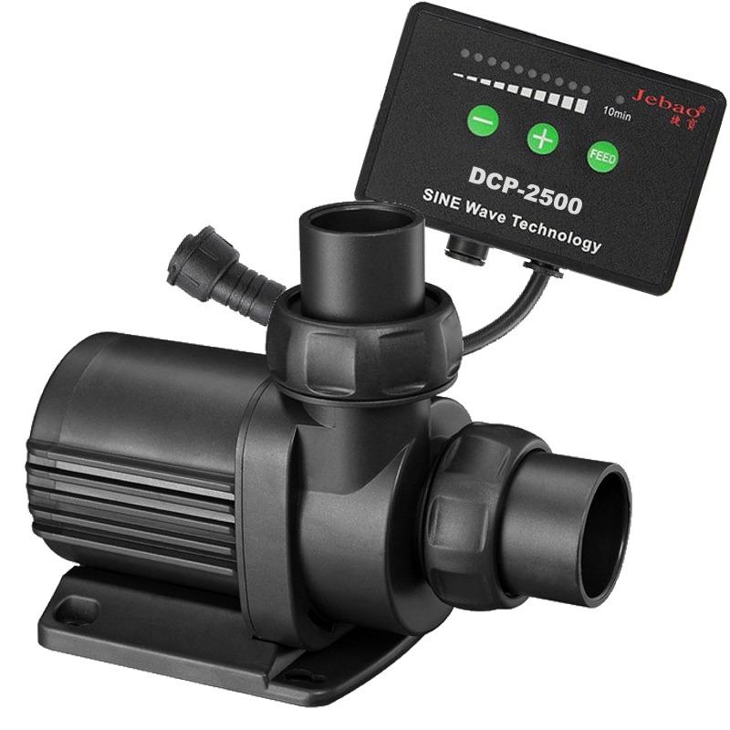 JEBAO JECOD DCP-2500 pompe universelle avec contrôleur pour débit réglable jusqu\'à 2500 L/h