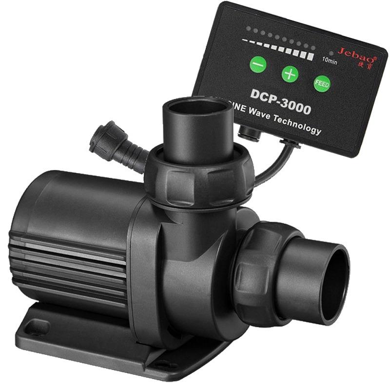JEBAO JECOD DCP-3000 pompe universelle avec contrôleur pour débit réglable jusqu\'à 3000 L/h