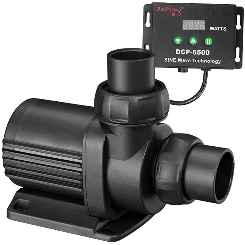 JEBAO JECOD DCP-6500 pompe universelle avec contrôleur pour débit réglable jusqu\'à 6500 L/h