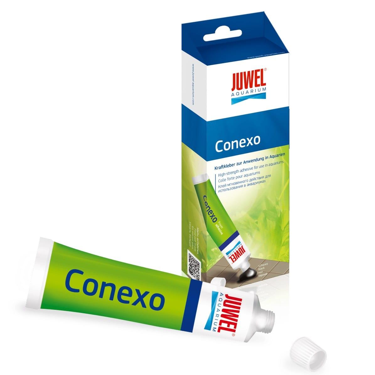 JUWEL Conexo 80 ml colle de fixation forte pour decors et autres