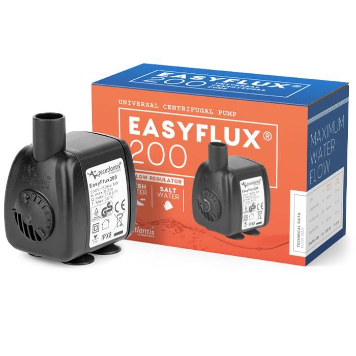 AQUATLANTIS EasyFlux 200 pompe universelle 230 L/h pour aquarium