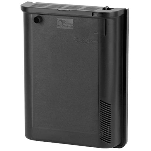AQUATLANTIS Biobox 2 filtre à décantation avec pompe et chauffage pour aquarium jusqu\'à 250 L