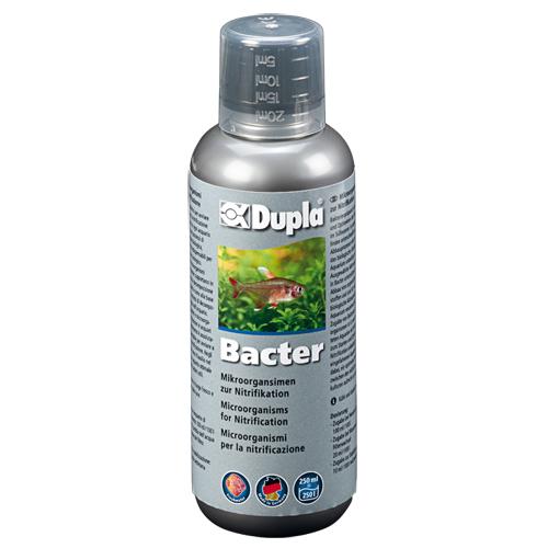 DUPLA Bacter 250 ml bactéries nitrifiantes pour améliorer la décomposition biologique des résidus organiques en eau douce