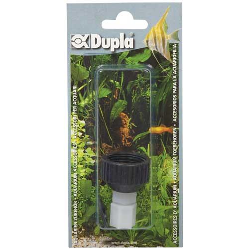 DUPLA Raccord 3/4 vers 1/4 pour alimentation d\'un osmoseur avec robinet de lave-vaisselle ou jardin