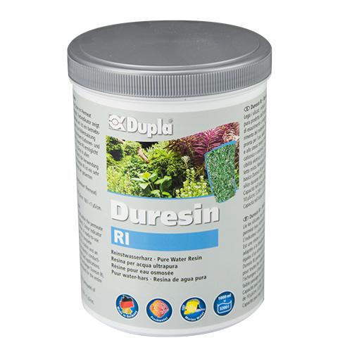DUPLA Duresin RI 1 L résine de purification d\'eau tout en un pour osmoseur