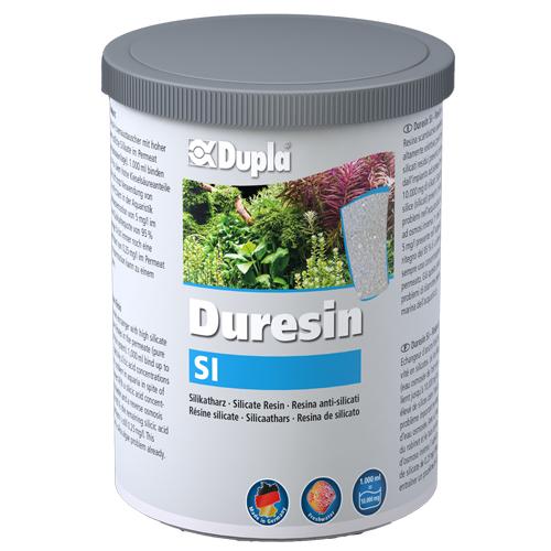 DUPLA Duresin SI 1 L résine échangeuse d\'anions anti-Silicates pour osmoseur