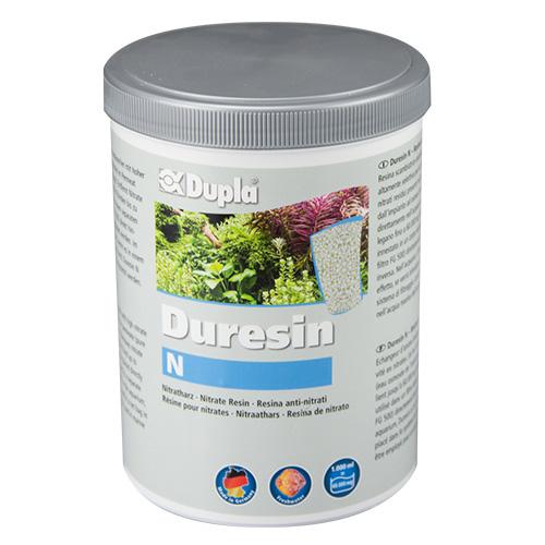 DUPLA Duresin N 1 L résine échangeuse d\'anions anti-Nitrates pour osmoseur et filtration