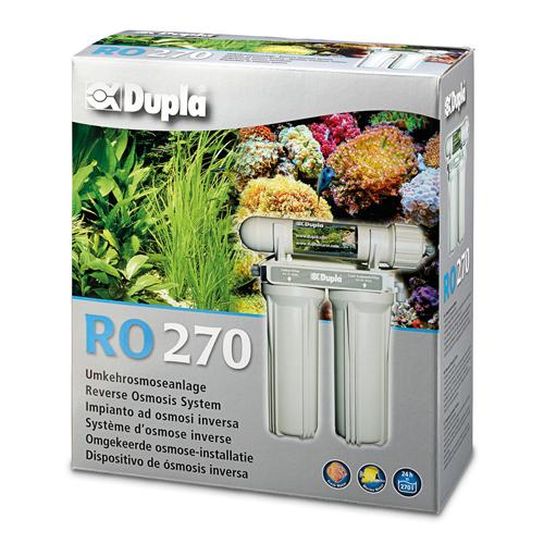 DUPLA RO 270 système d\'osmose inverse avec débit de 270 L/jour d\'eau osmosée