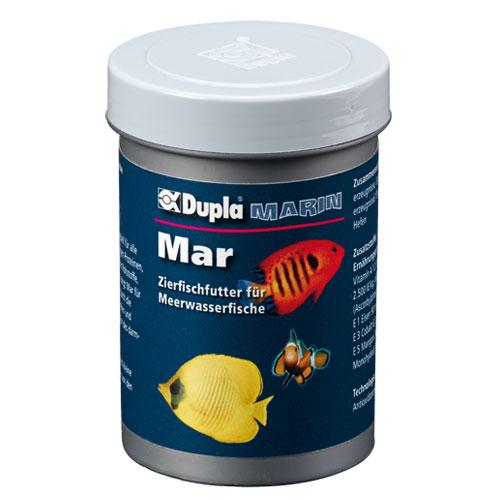 DUPLA Rin Mar 180 ml nourriture complète en granulés pour tous poissons d\'eau de mer