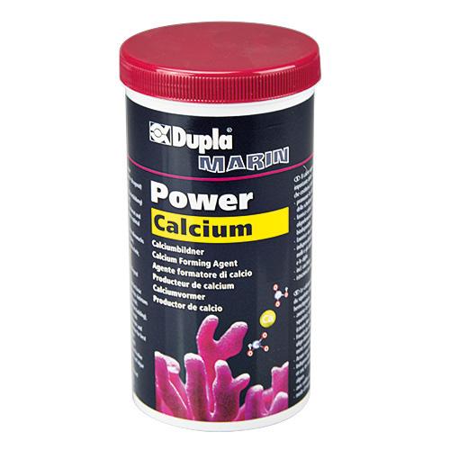 DUPLA Power Calcium 400 gr complète la perte de Calcium en aquarium récifal