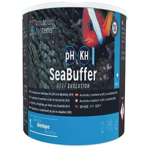 AQUARIUM SYSTEMS Sea Buffer 1000 gr augmente le pH et maintien l\'alcalinité