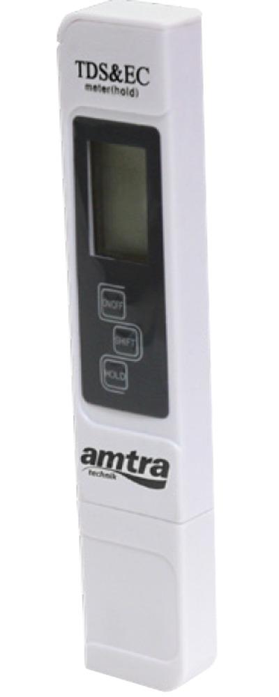 AMTRA TDS Mètre Digital calcul la valeur TDS l\'eau et sa conductivité pour déterminer sa qualité