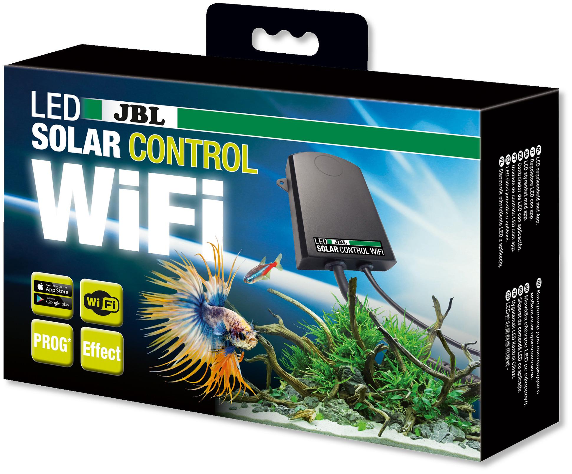 JBL LED Solar Control Wifi contrôleur pour rampes LEDs JBL
