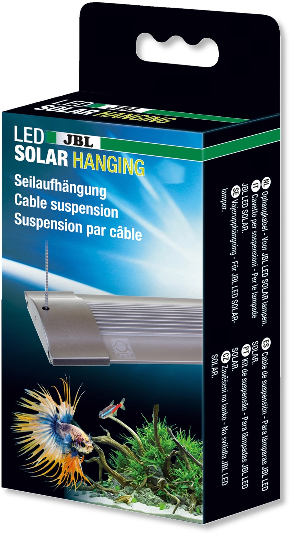 JBL LED Hanging kit câble de suspension pour rampe LEDs JBL