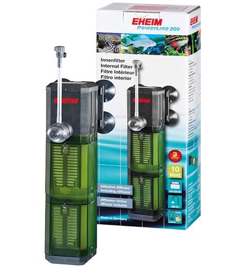 EHEIM 2048 PowerLine filtre modulaire haute performance pour aquarium entre 100 et 200L