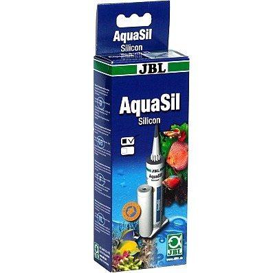JBL AquaSil 80 ml silicone noir pour l\'assemblage d\'aquarium