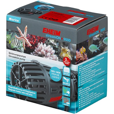 EHEIM streamON+ 9500 pompe de brassage 6500 à 9500 L/h pour aquarium