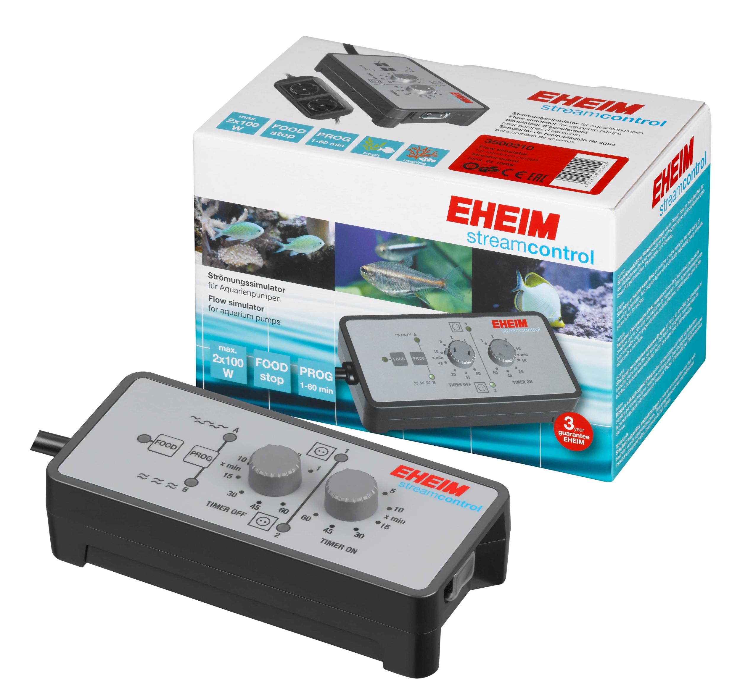 EHEIM streamControl module de contrôle pour 2 pompes de brassage